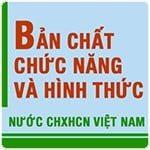 Bản chất, chức năng và hình thức Nhà nước Cộng hoà XHCN Việt Nam