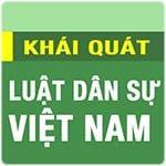 Khái quát về Luật Dân sự Việt Nam