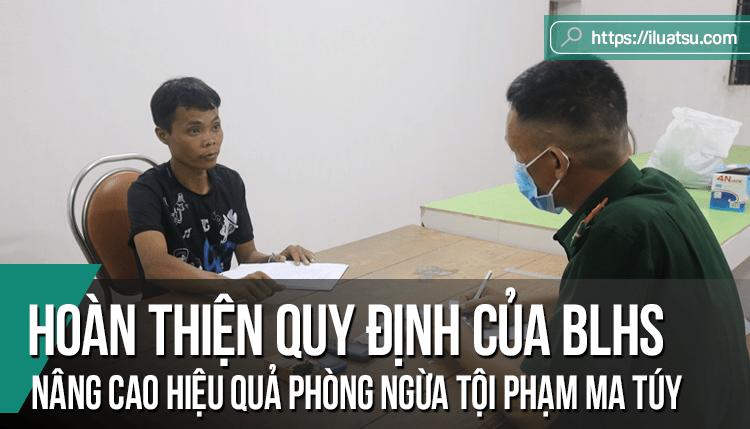 Hoàn thiện các quy định của pháp luật nhằm nâng cao hiệu quả phòng ngừa các tội tàng trữ, vận chuyển, mua bán trái phép hoặc chiếm đoạt chất ma túy tại Việt Nam hiện nay