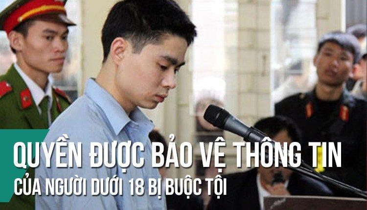 Quyền được bảo vệ về thông tin cá nhân của người chưa thành niên bị buộc tội trong Luật Quốc tế và luật TTHS Việt Nam