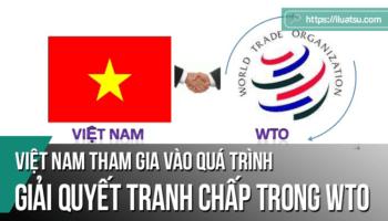 """Nhìn lại hai dịp Việt Nam tham gia vào quá trình giải quyết tranh chấp trong WTO với vai trò bên đi kiện – """"hành"""" và """"học"""""""